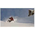 Alpine Skiing Ski Canvas Art Picture by Jonathan Griffith - print