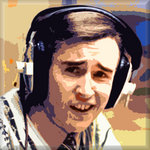 Ahaaaa - Alan Partridge, Canvas Art Picture Pop Retro by See More - print