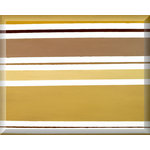 Brown Stripes, Canvas Art Print Picture by Ben Hopwood - print