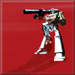 Megatron Canvas Art Retro Transformers Classic by See More - print