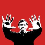 Gordon Banks Handsprayed Canvas Picture by Art By People - print