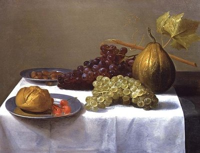 Still Life with Fruits by Jacob Foppens van Es - print