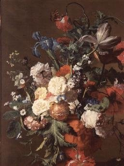 Still Life by Jan van Huysum - print