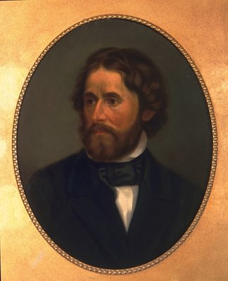 Fine Art Print of General John Charles Fremont by Thomas Hicks