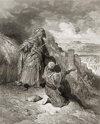Fine Art Print of Boabdil by Gustave Dore