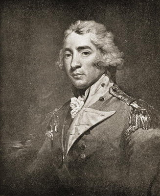 Thomas Graham Poster Art Print by John Hoppner