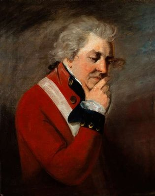 Fine Art Print of Lieutenant General John Burgoyne by John Graham