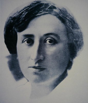 Rosa Luxemburg Poster Art Print by German Photographer