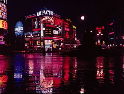 Fine Art Print of Piccadilly Circus by Anonymous