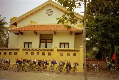 Fine Art Print of Bicycles, Hanoi, Vietnam, 1999 by Terrence Nunn