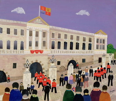 Changing the Guard by William Cooper - print
