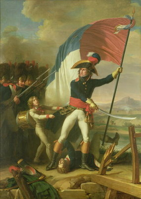Fine Art Print of General Augereau by Charles Thevenin