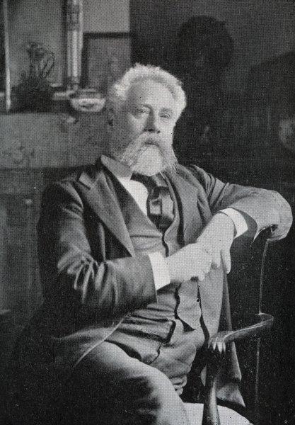 William Ernest Henley influences