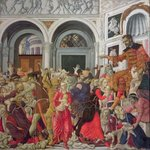 The Massacre of the Innocents Poster Art Print by Raphael