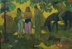 Rupe Rupe Poster Art Print by Paul Gauguin