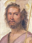 St. John the Baptist Poster Art Print by English School