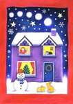 Christmas Eve, 1997 Poster Art Print by American School