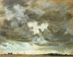 A Cloud Study Poster Art Print by John Constable