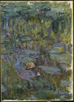 Waterlilies Poster Art Print by Claude Monet
