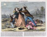 Troppmann murders Mme Kinck and her 5 children, c.1869