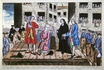 Execution of Thomas Arthur Comte de Lally on 8 May, 1766 in Paris