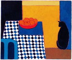 Still Life with Boris, 2002 Poster Art Print by Paul Serusier