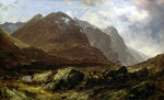 Glencoe, 1864 Poster Art Print by Tim Scott Bolton