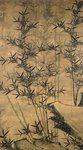 Fine Art Print of Bamboos by Yu Dok-jang