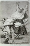 193-0082180 It is time, plate 80 of 'Los caprichos', 1799 Poster Art Print by Francisco Jose de Goya y Lucientes