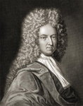 Daniel Defoe Poster Art Print by English School