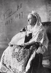 Queen Victoria Poster Art Print by English Photographer