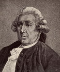 Carlo Goldoni Poster Art Print by English School