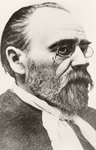 Emile Zola Poster Art Print by English School