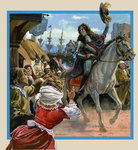 James Scott, 1st Duke of Monmouth Poster Art Print by John de Critz