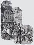 William Booth Poster Art Print by William Hogarth