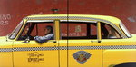 Fine Art Print of Checker Cab, 1983 by Max Ferguson