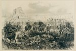 Aftermath of the Battle of Insandlwana, 21 May 1879 Poster Art Print by French School
