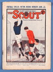 'The Scout', Vol. XIX, No.811, 1923 Poster Art Print by P.J. Crook