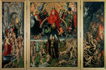 The Last Judgement, 1473 Poster Art Print by Jan II Provost