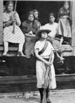 "Fine Art Print of Armed Women ""Soldaderas"" by Mexican Photographer"