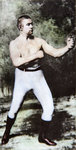 John L. Sullivan Poster Art Print by French School