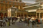 Covent Garden Poster Art Print by Anonymous