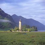 Glenfinnan Monument, Loch Shiel Poster Art Print by Tim Scott Bolton