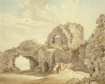 Ruins of Pevensey Castle