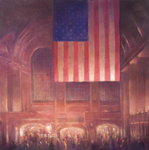 Grand Central Station Poster Art Print by Daniel Havell
