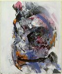 Fine Art Print of Head of a woman, 1992 by Stephen Finer