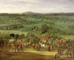 Fine Art Print of The Battle of Nordlingen II, c.1634 by Pieter Meulener