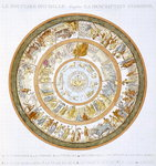 The Shield of Achilles, after the description in Homer's Iliad, 1815 Poster Art Print by Philipp Otto Runge