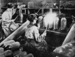 For General Petain's guns, French women finishing shell cases, from 'The Illustrated War News' Poster Art Print by French Photographer