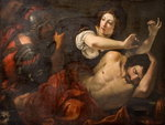 Samson and Delilah Poster Art Print by Peter Paul Rubens